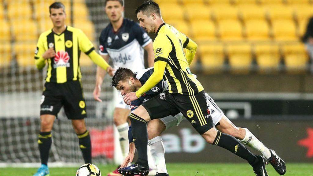 Fans react to Wellington's super Serb