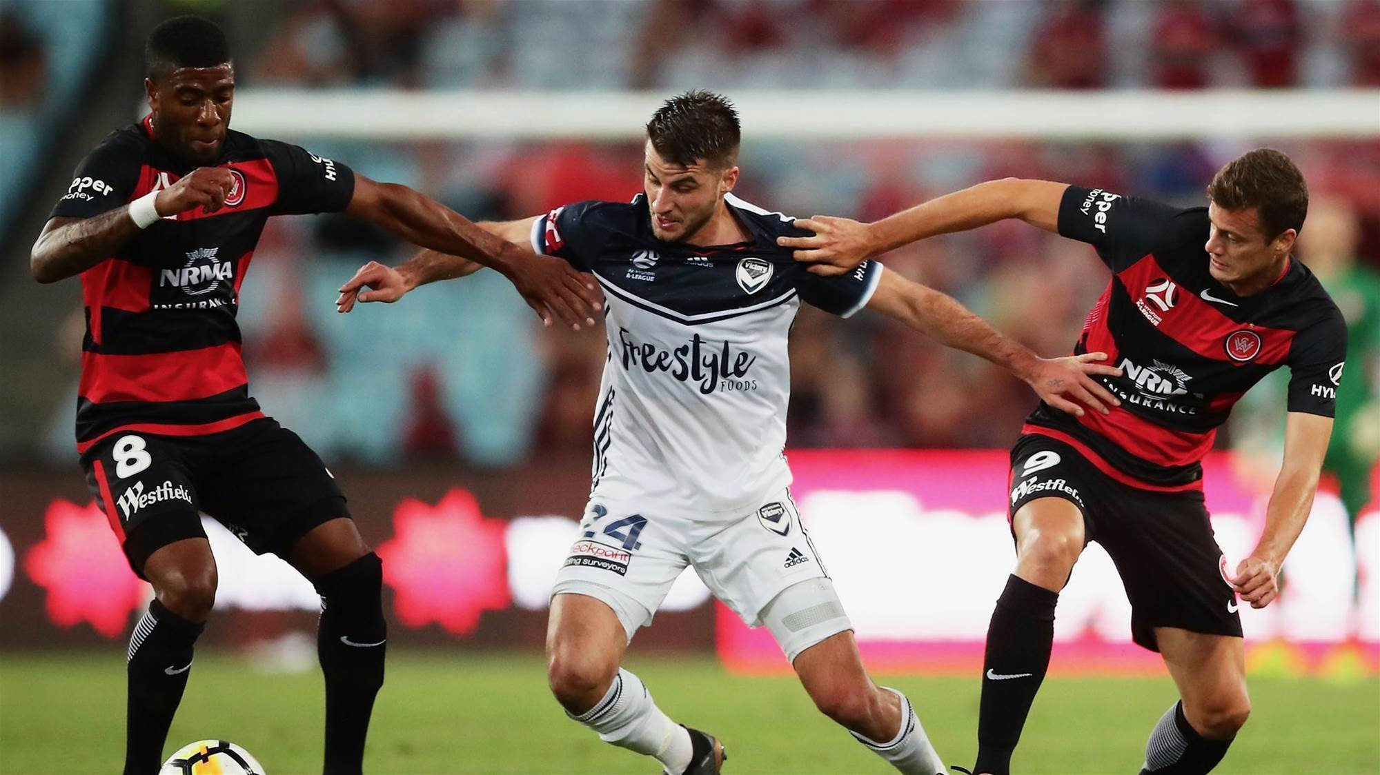Antonis: Victory bigger than Sydney clubs