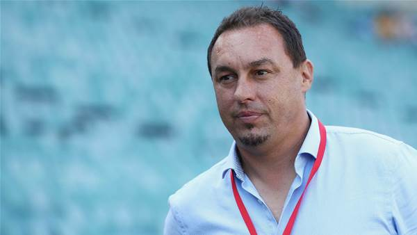 Juric: Why Staj sacking won't make me change