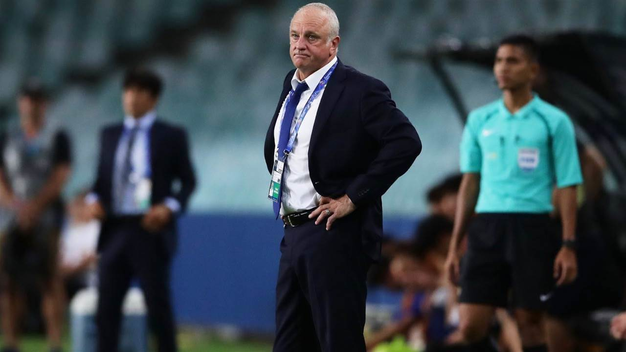 Arnold: Jordy deserves to be in Sydney ACL squad