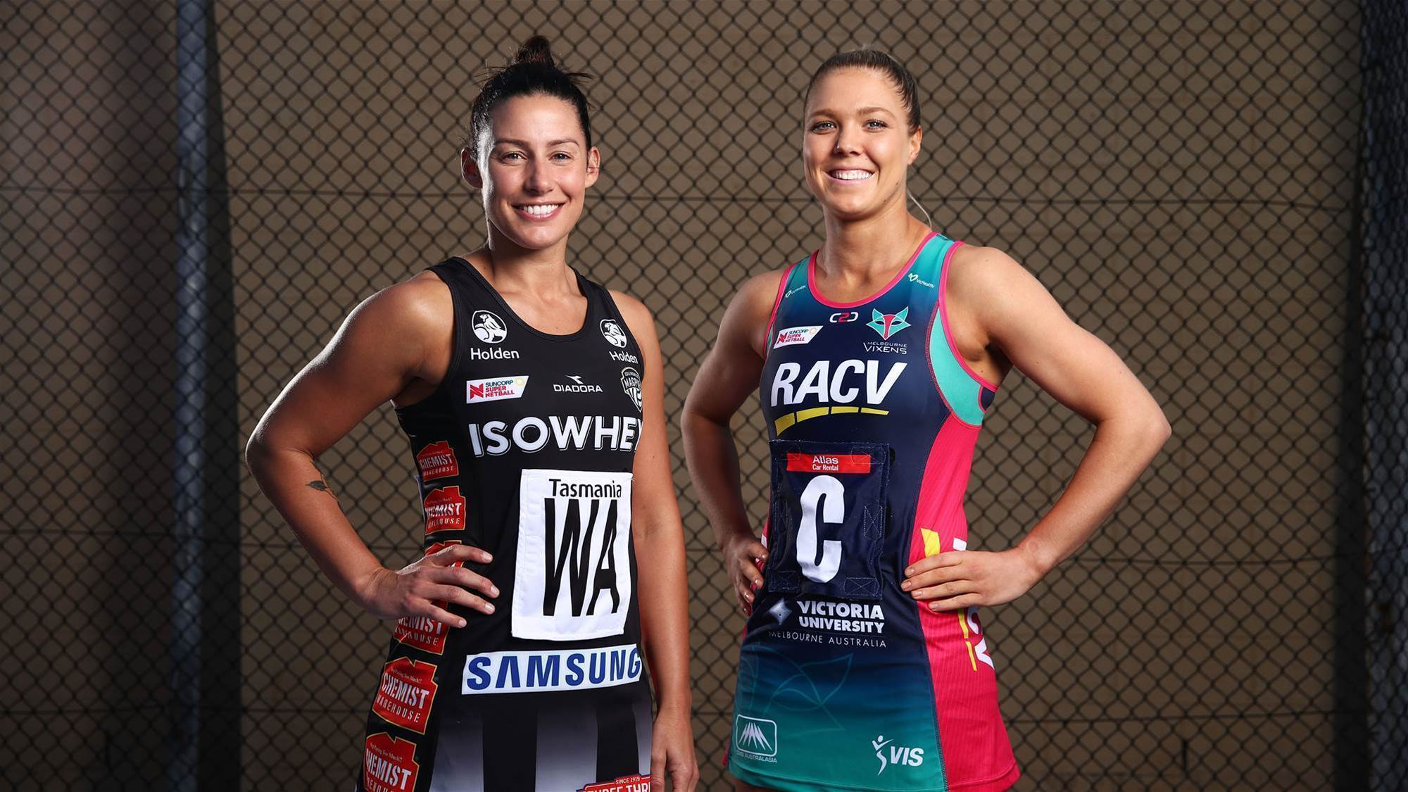Vixens expecting tough battle from Magpies