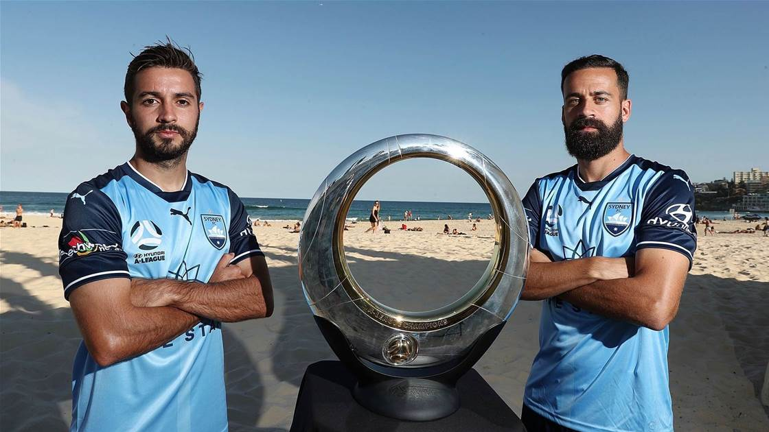 Melbourne who? The name Sydney FC dare not speak