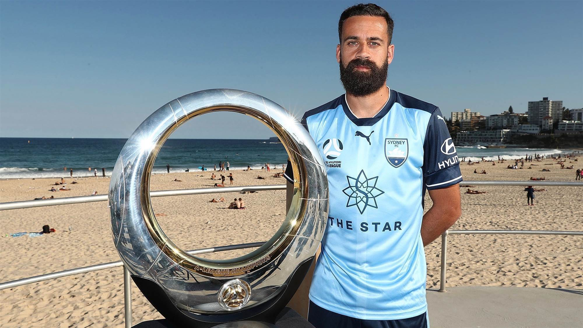 A-League semi: Sydney FC is ready to rumble
