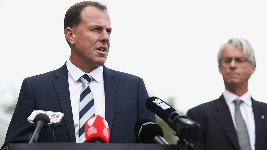 Exclusive: FFA chief says Matildas 'understand' Stajcic axe
