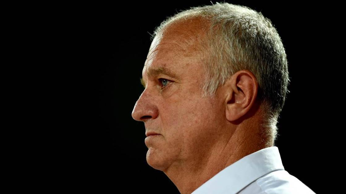 Arnold: Asian Cup Failure is not an Option