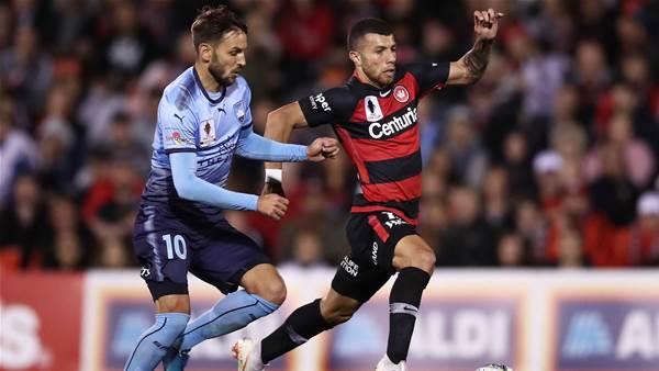 Wanderers seek Sydney derby revenge