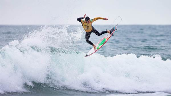 Gabriel Medina and the eleventh-hour plot twist