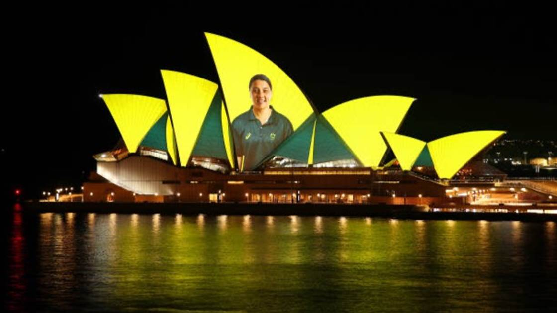 28 Sam Kerr moments for her 28th birthday