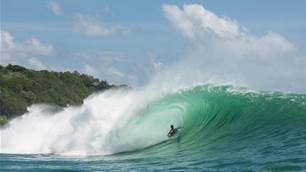 Watch! The Rip Curl Cup Padang Padang is On!