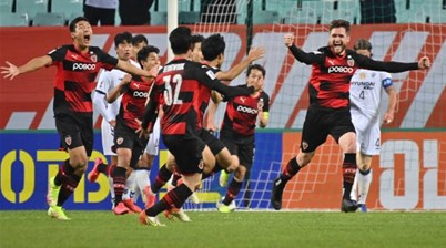 Exclusive: Meet the 'scrapheap' Aussie who's stormed into the Asian Champions League final