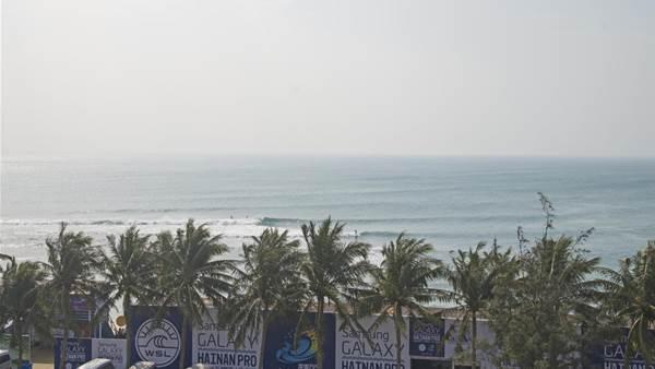 China Walls: Surf Culture hits Hainan Island.