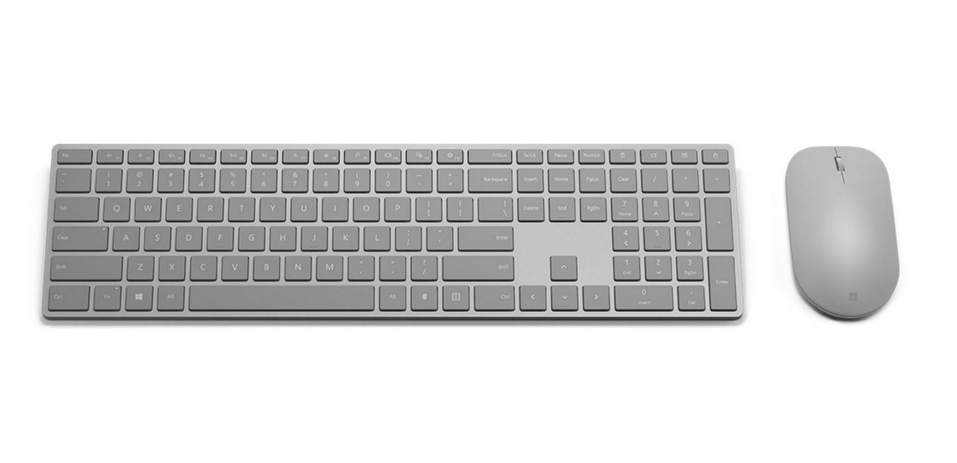 Review: Microsoft Modern Keyboard with Fingerprint ID