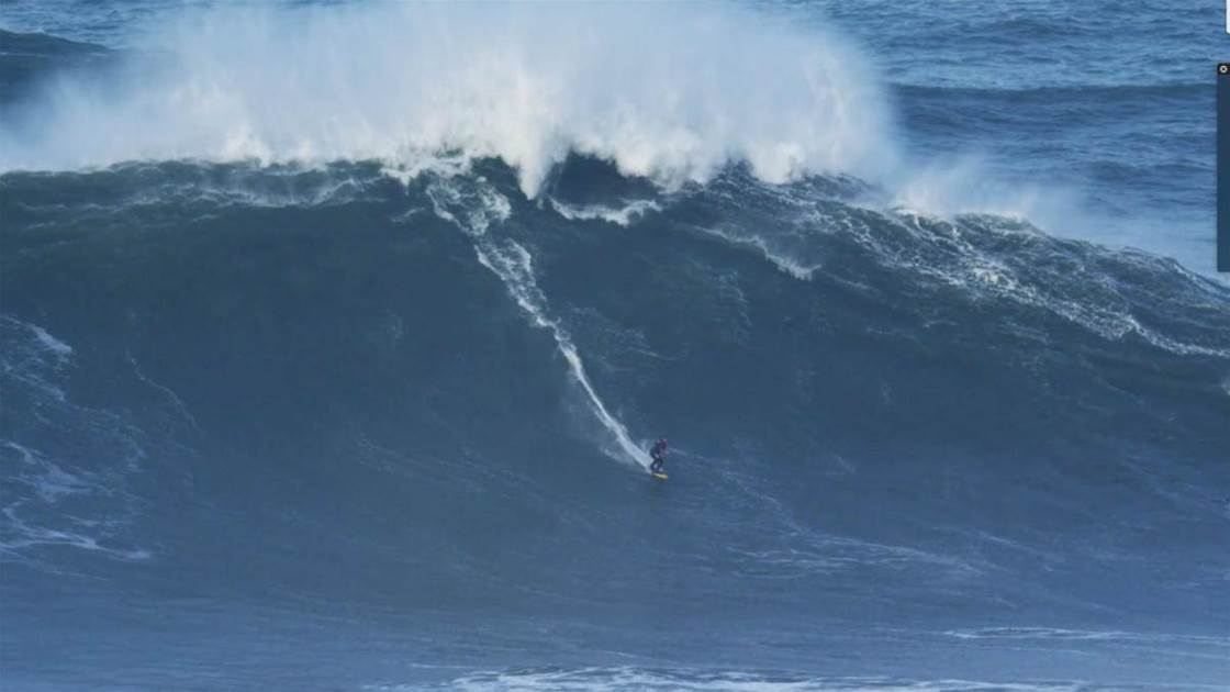 Essential Info: The Nazare Tow Challenge