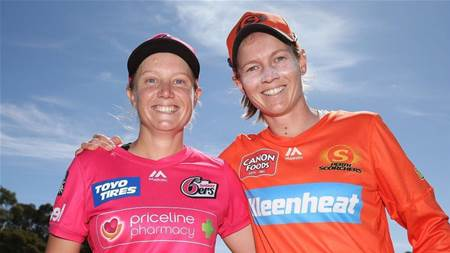 OP: Lanning and Healy are right. Do not shorten the WBBL