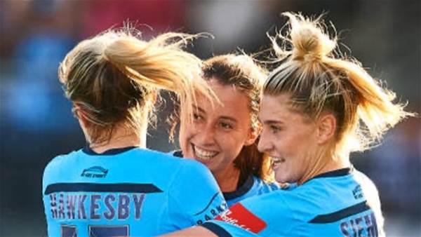 Sydney praises outgoing star's 'immense quality'