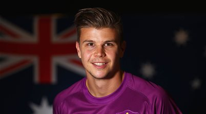 Mitch Langerak signs for J-League club