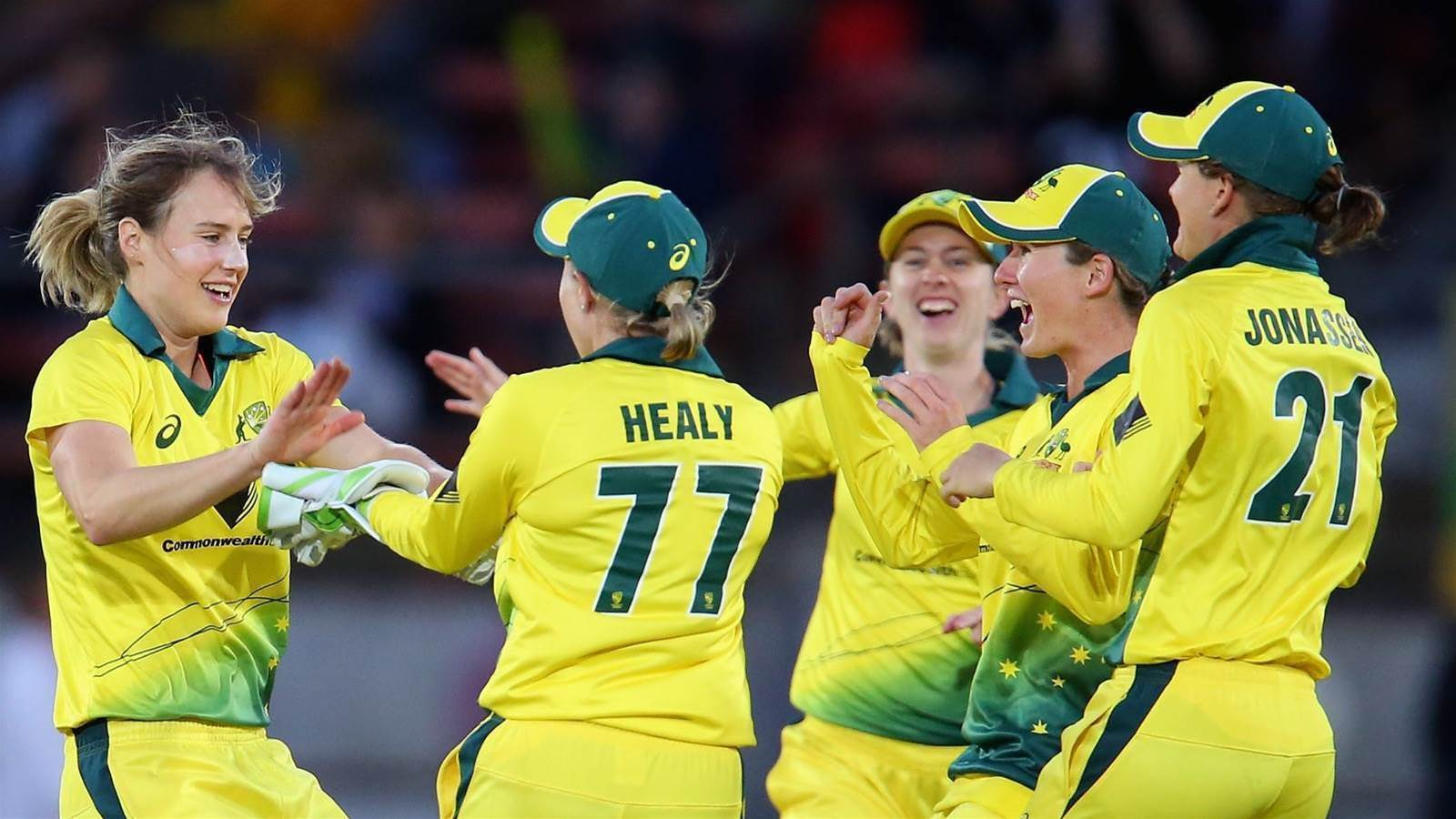 Spinner star out as Aussies named to face Kiwis