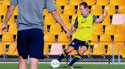 Ex-Socceroo takes over at Brisbane City
