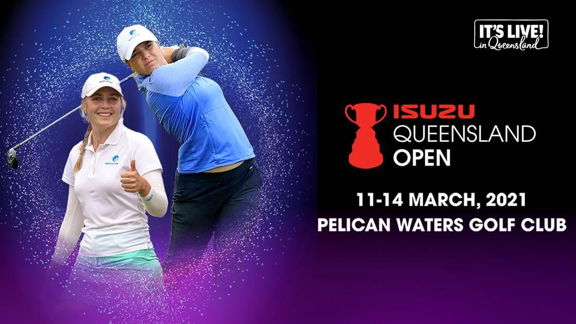First women confirmed for Queensland Open