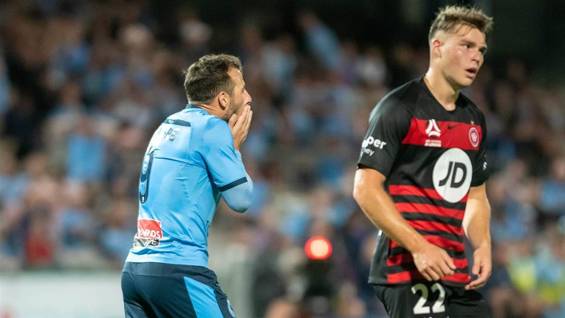 A-League could be suspended indefinitely