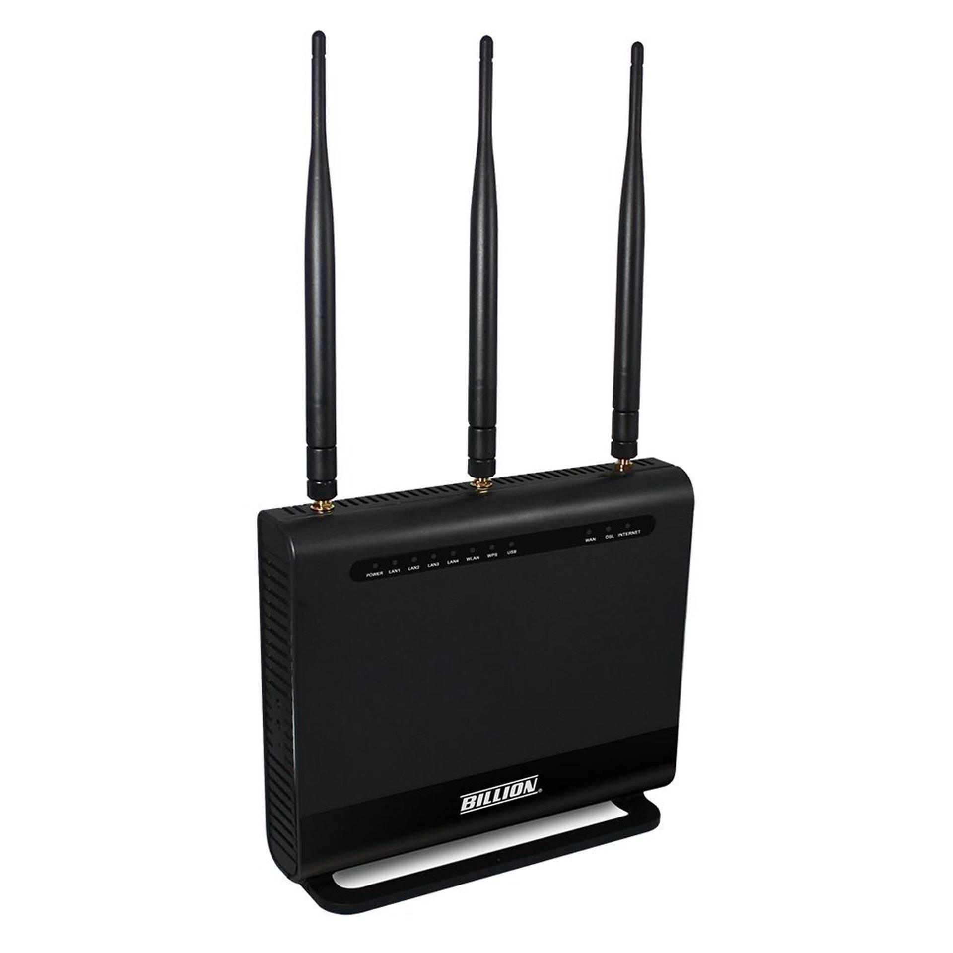 Review: Billion BiPAC 8700VAX–1600 VDSL2 Wi-Fi Router