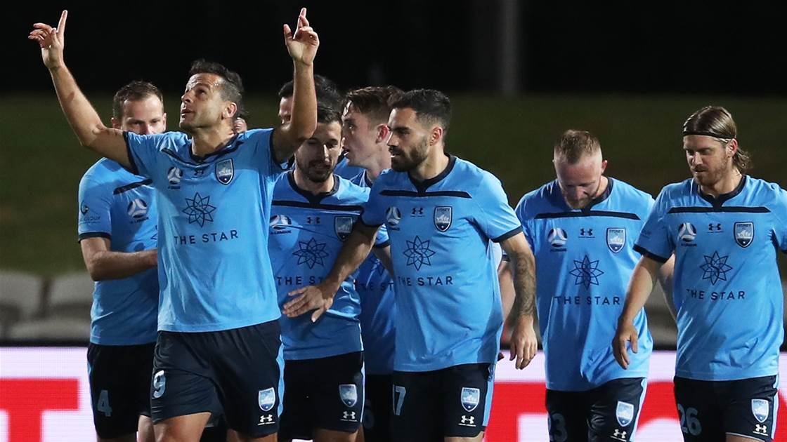 'I don't feel sorry for them' - Sydney in scrappy win over Victory