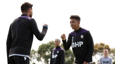 A-League's new look Perth Glory backed for title push