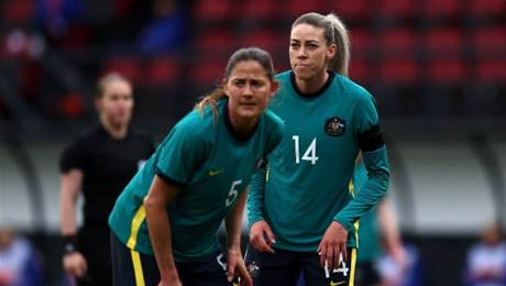 'Very upset' Matildas don't want to play a 'simple game'