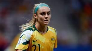 Matildas star Carpenter: 'It's bizarre...really not normal'