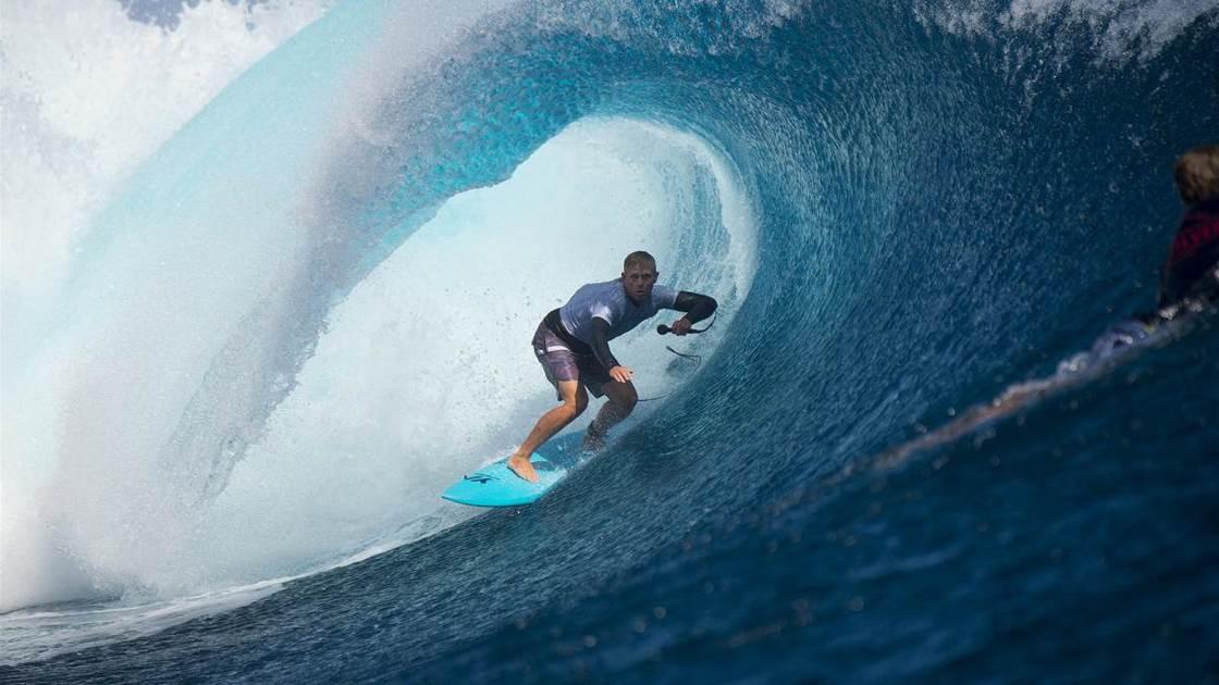 LET STRIDER SURF!