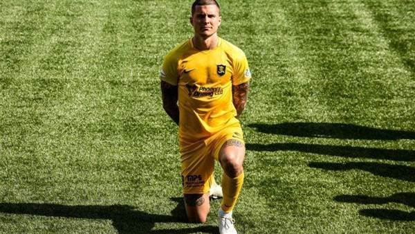 Scottish legends rave about Socceroos contender