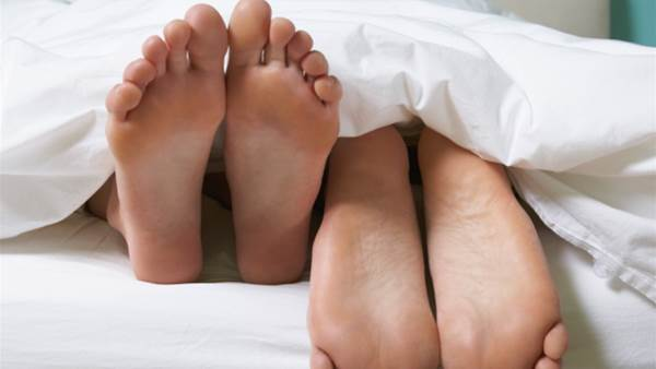 The cure for a sexless marriage