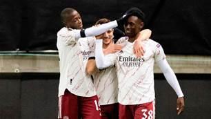 Arsenal, Leicester through in Europa