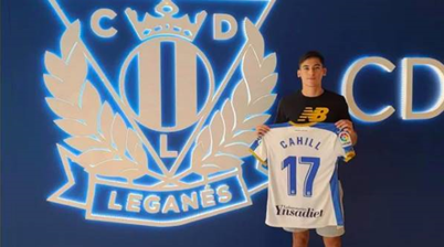 Socceroo legend Cahill's son signs for Spanish club