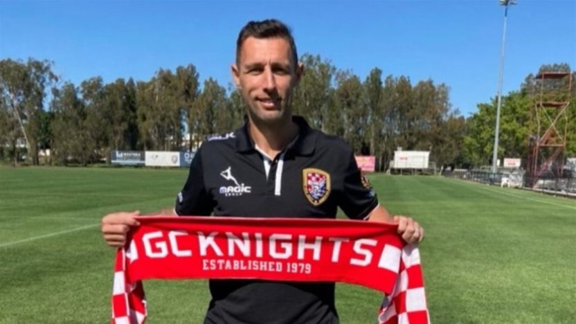 Ex-Celtic, Socceroos star takes reigns at 'exceptional' NPL club