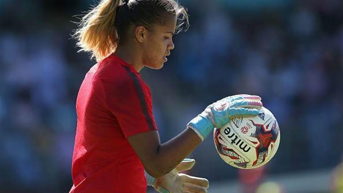 rebel Female Football Week