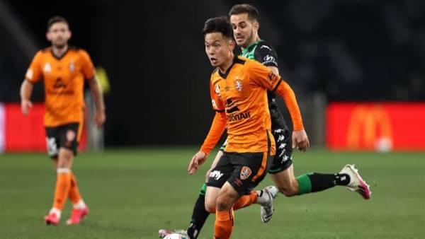 Brisbane A-League midfielder seals Asian move