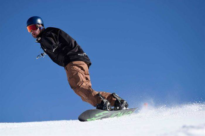 From Shark Attack Victim to Paralympic Snowboarder