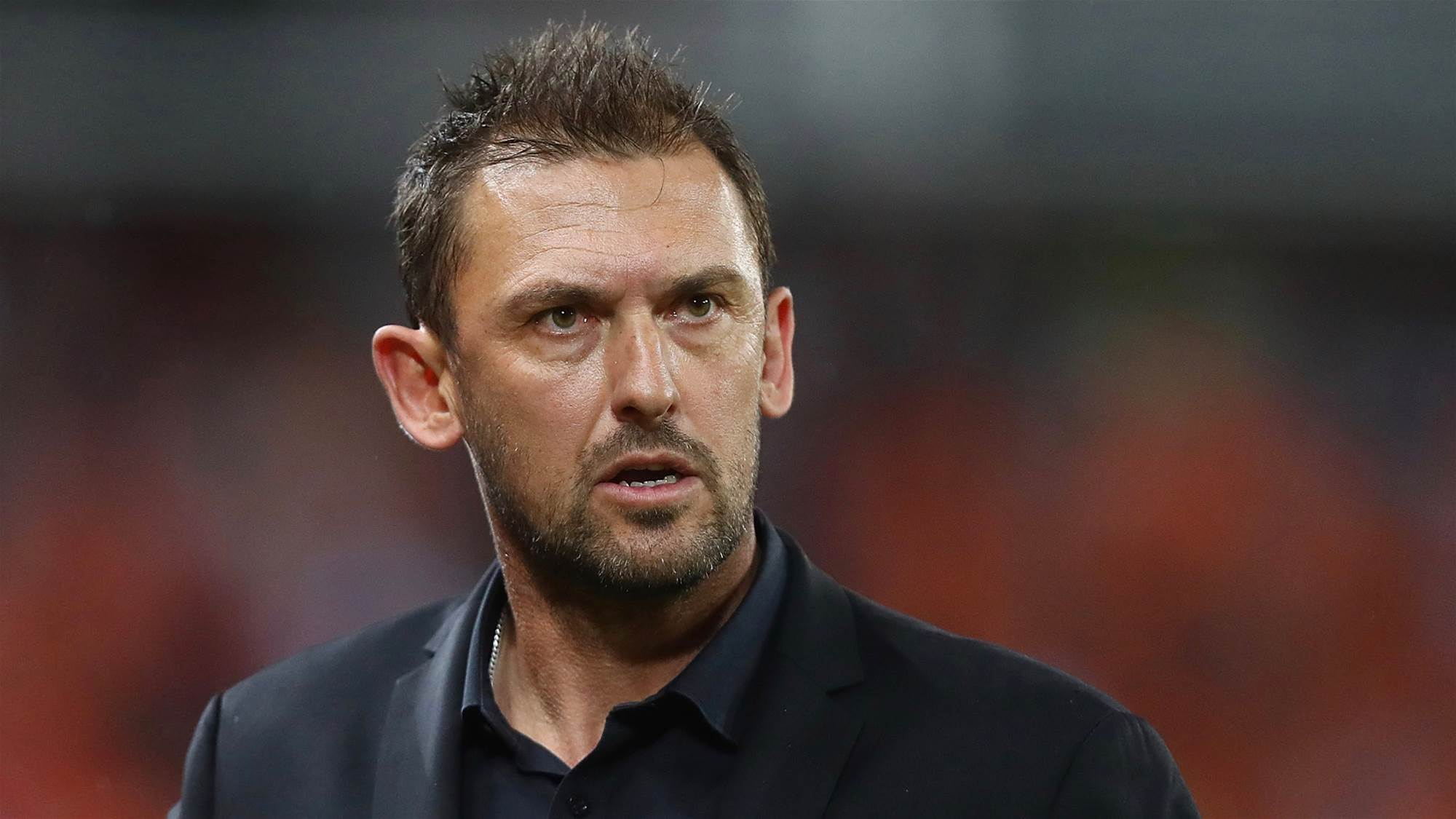 Popovic: We didn't pay to play football