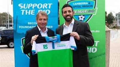 FFA confirms expansion may go beyond Canberra