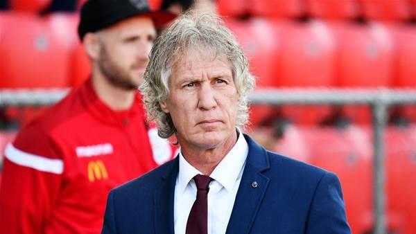 Regan rips into Verbeek: 'He talked down about Australian football'
