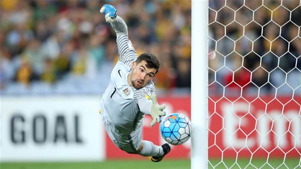 Schwarzer: Ryan mentally prepared for World Cup