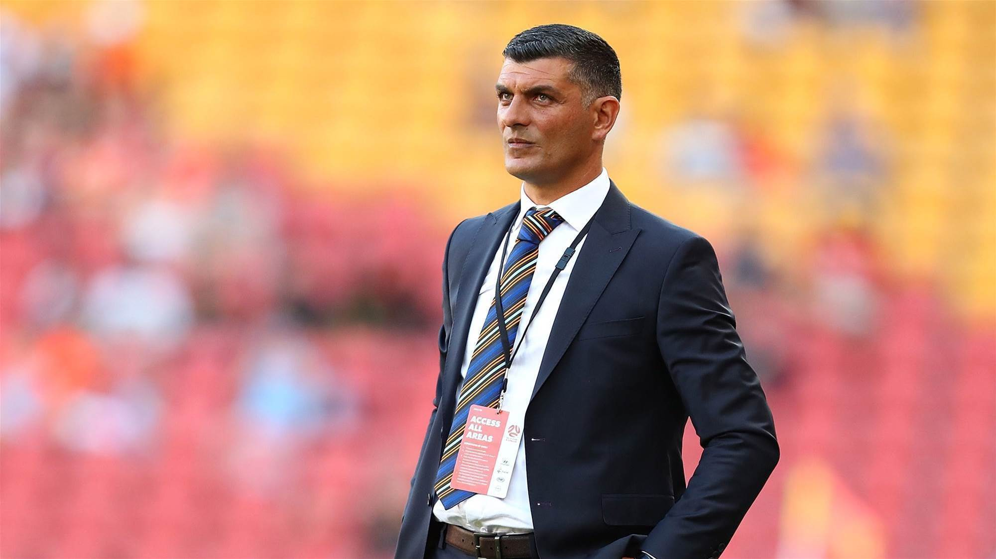"John Aloisi: ACL is ""a welcome distraction"""