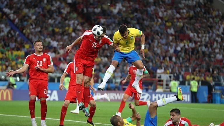 Serbia v Brazil player ratings