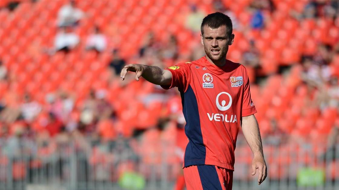 Ex-A-League midfielder's Porto and Liverpool connection