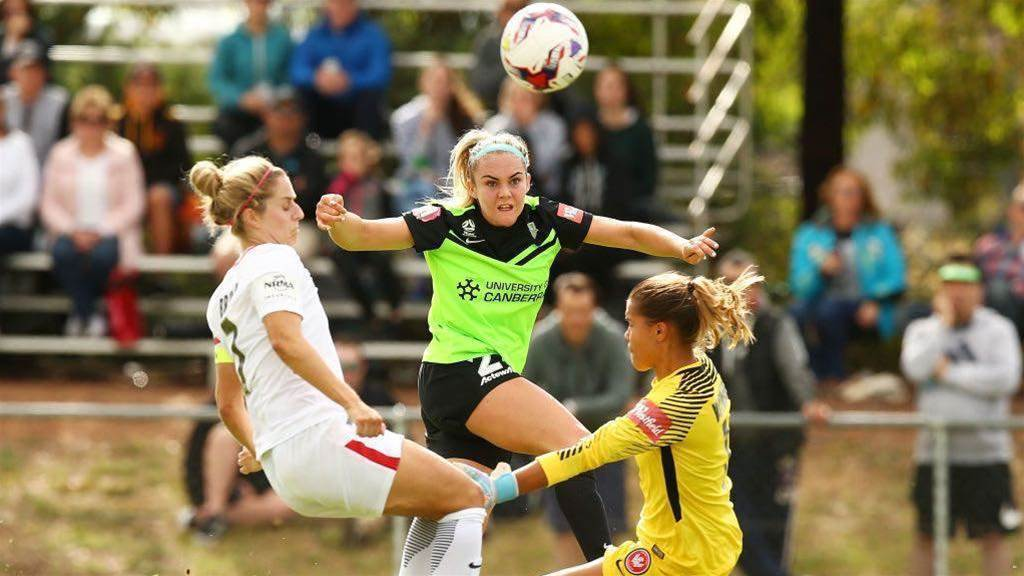 Canberra steamrolling into W-League finals
