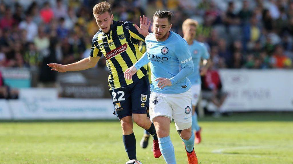 Central Coast Mariners v Melbourne City player ratings