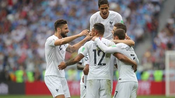 Uruguay v France player ratings