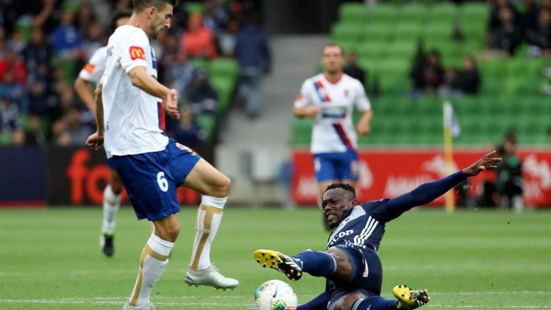 Resurgent Victory near A-League top six