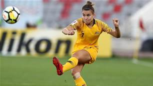 Catley: World Cup will prove Matildas can be the best